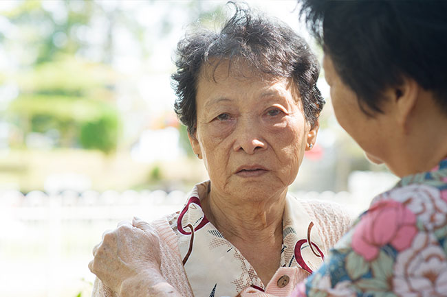Concept photo of Elder Abuse Concerns in Towson, MD
