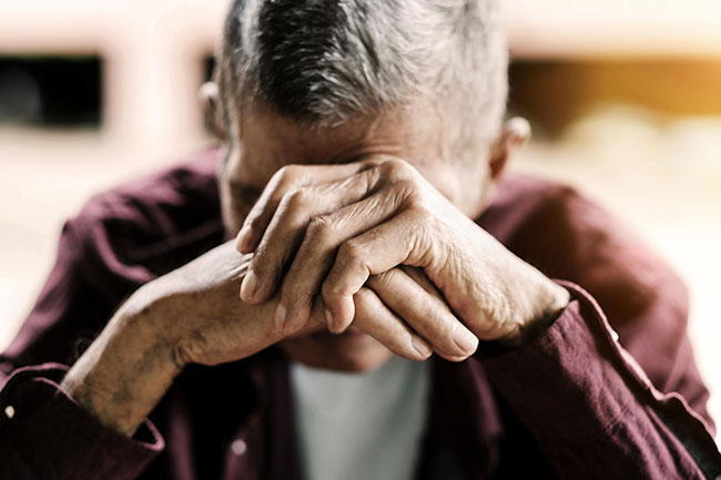 Concept photo of Identifying Elder Abuse Signs in Towson, MD