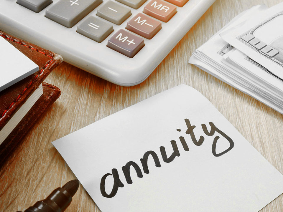 """Using Immediate Annuities to """"Spend Down"""" for Medicaid"""