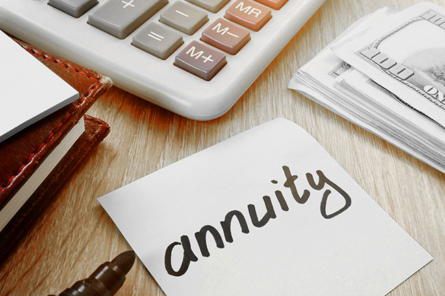 Concept photo of Immediate Annuities in Towson, MD